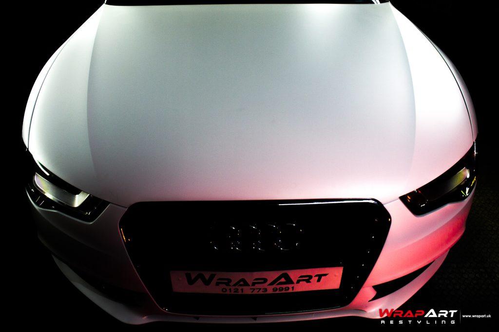 Showcase 2013 Audi A5 Sportback